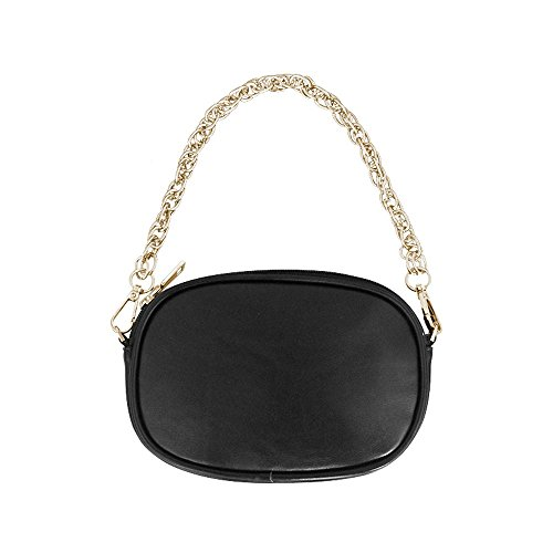 fda0e286c49 Hand Painted Design Small Removable Wristlet Handbag Mini Chain Purse for  Cellphone (See More Colors