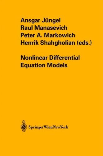 Nonlinear Differential Equation Models pdf epub