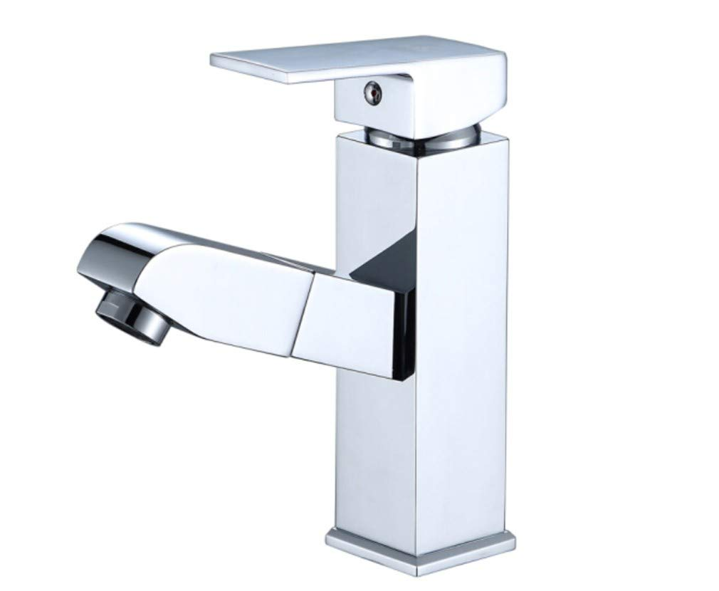 Kitchen Sink Taps Bathroom Taps Drawing Faucet Cold and Hot Lifting Basin Toilet Sink Faucet