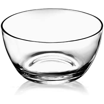 Thought glass bowl needs