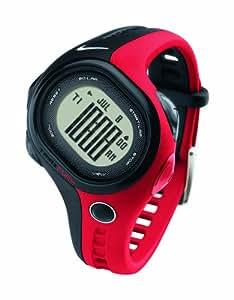 Select Cuts (1) WC0037001–Reloj de pulsera de hombre, correa de poliuretano color rojo