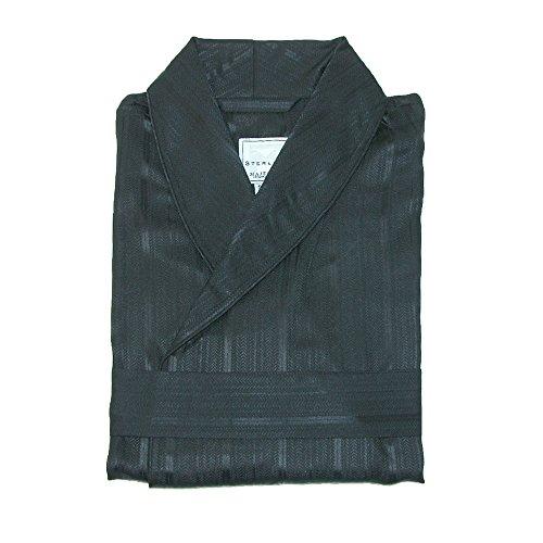 Majestic International Men's Silk Shawl Robe, Small / Med...