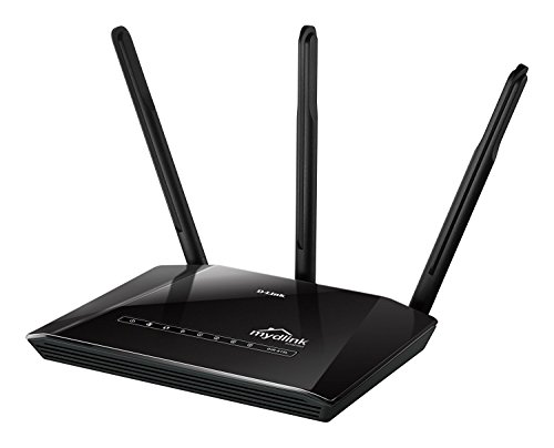D-LINK DIR-619L N 300 High Power Cloud Wireless Router 3 Antenna 79006931966, WiFi