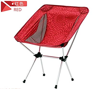 Amazon.com: HOKUGA Sillas de Camping – Portátil ligero ...