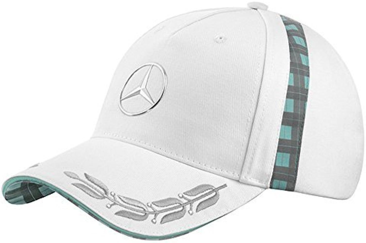 Mercedes-Benz - Gorra de béisbol - para mujer blanco blanco ...