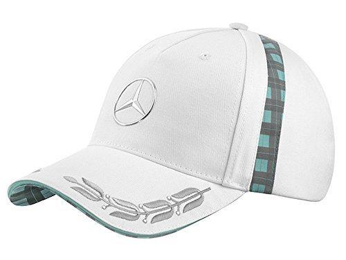 Mercedes-Benz - Gorra de béisbol - para mujer blanco blanco: Amazon.es: Ropa y accesorios