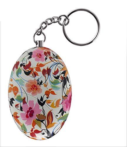 Personal Alarm, 120DB Safe Sound Personal Security Alarm Keychain, Emergency Safety Alarm for Women, Men, Children, Elderly (Swallow)
