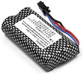 BianchiPamela 7.4V 1200mAh Lipo Battery Rechargeable Battery for RC GW124 Off-Road Stunt Car