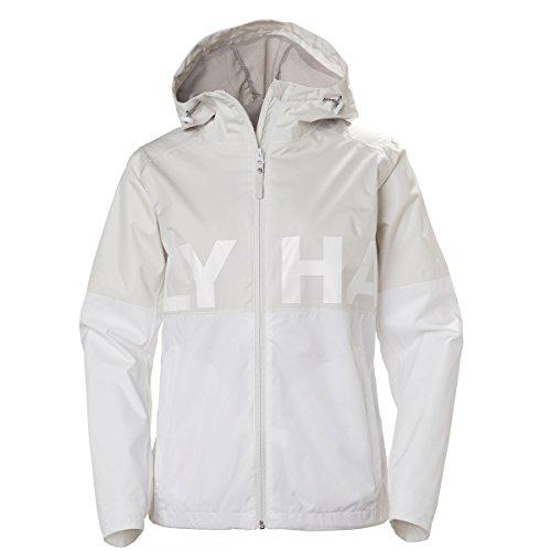 Women's Active W Jacket Weiß Anorak Helly Hansen UAZqxOwR1