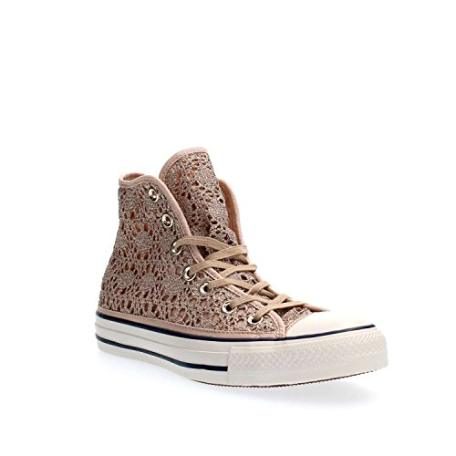 light white navy 556772C HI gold Metallic Converse Oro Crochet CT AS Zq7wT8Y