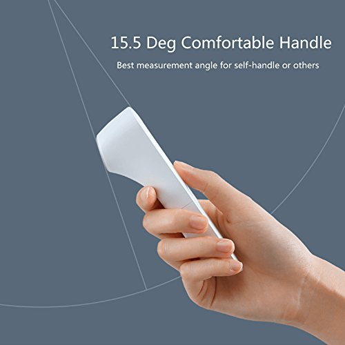 iHealth No-Touch Forehead Thermometer, Infrared Adult Thermometer for Adults and Kids,Digital Infrared Thermometer, Kid and Baby Thermometer