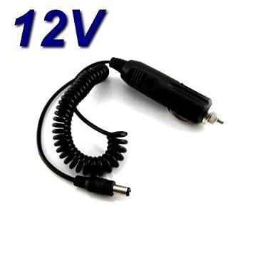 Top cargador® Cargador de coche 12 V para TV televisor Best ...
