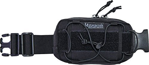 Extension Pocket - Maxpedition Janus Extension Pocket (Black)