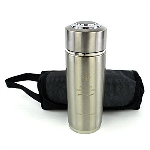 EHM Inducement Nano Energy Water Flask Cup - Portable Alkaline Water Ionizer - BPA Free & Anti-Bacterial Filter - Healthy, Clean & Toxin-Free Water - Boost Your Energy Levels & Safe System