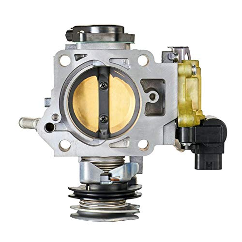 Throttle Body Assembly For 2003-2006 Honda Element EX LX 2.4L L4 16400-PZD-A13 ()