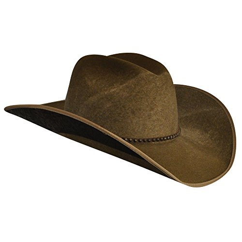 Bailey Western Men Renegade By Bailey Amelia Western Hat Barley 7 1/8 by Bailey Western