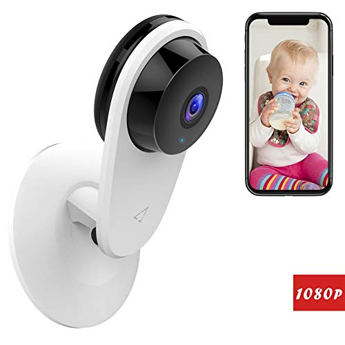 Victure Baby Monitor 1080P FHD Home WiFi Security Camera