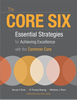 the core six essential strategies for achieving excellence with the common core