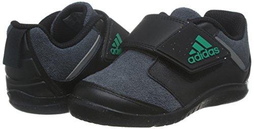 Kinder vol negbas Fortaplay Ac onix I Deportepara nbsp;nbsp;sneaker Adidas Grau 25 WzX8qnqZ