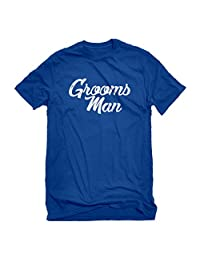 Indica Plateau Groomsman Mens T-Shirt