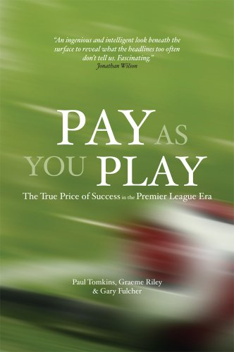 Amazon.com: Pay As You Play: The True Price Of Success In The ...