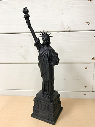 statue-of-liberty-figure-s-10-inches-about-25-cm-s-matte-black