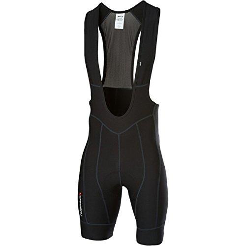 Louis Garneau Men's Fit Sensor Bib 2 Cycle Shorts, Black, X-Large (Mens Cycle Bibs compare prices)