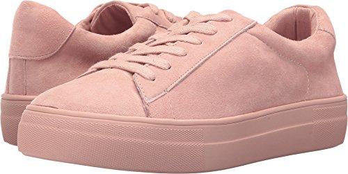 c173b186fe3 Steve Madden Women's Gisela Fashion Sneaker, Pink Suede, 8 M - Import It All