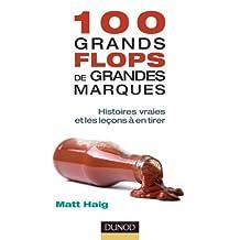 100 GRANDS FLOPS DE GRANDES MARQUES : HISTOIRES VRAIES ET LES LEÇONS À EN TIRER