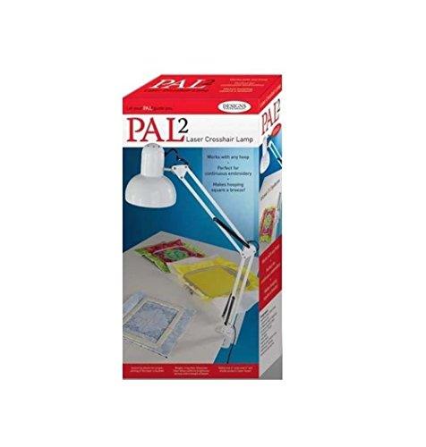 PAL - Perfect Alignment Laser 2 (PAL2) Crosshair Lamp by Designs in Machine Embroidery