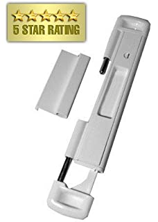 Double Bolt Patio Door Lock By Cal Tech