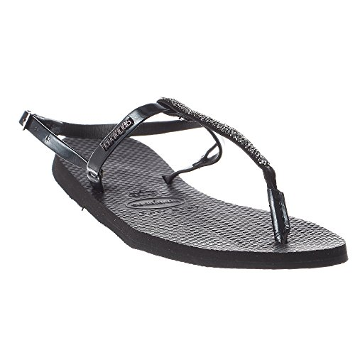 e728bf393bd199 Havaianas Womens You Riviera Crystal Sandals  4RDRb0603402  -  32.99