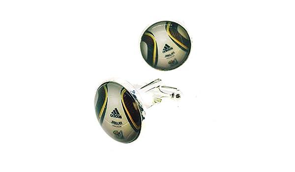 Gemelos de Camisa Magglass Balón Jabulani Mundial Sudafrica 2010 ...