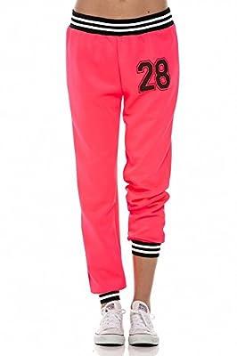 Sassy Apparel Women's Stylish Print Drawstring Jogger Fashion Sweat Pants