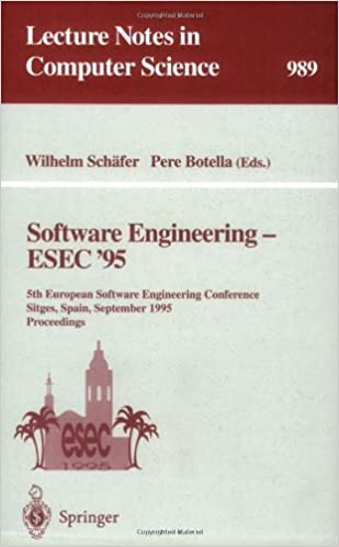 Software Engineering - ESEC '95: 5th European Software