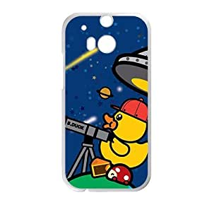 DAZHAHUI Lovely B.Duck fashion cell phone case for HTC One M8