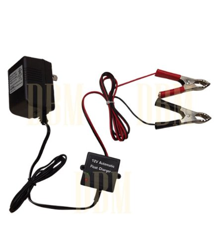 12V Car Automatic Battery Float Charger Charge Trickle Mo...