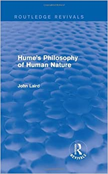 Book Hume's Philosophy of Human Nature (Routledge Revivals)