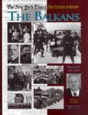 Download The New York Times Twentieth Century in Review: The Balkans ebook
