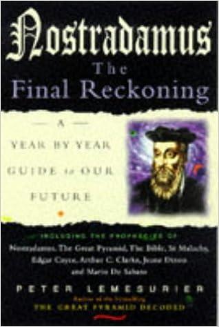 Image result for nostradamus the final reckoning
