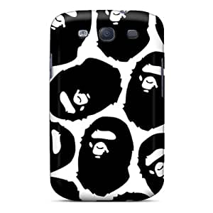 Samsung Galaxy S3 BeS1573ssgk Support Personal Customs HD Bape Skin Great Hard Cell-phone Cases -LauraAdamicska