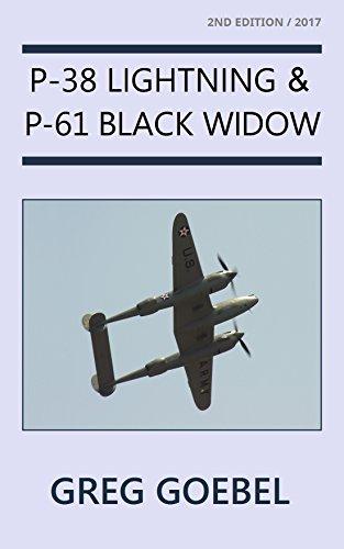 (P-38 Lightning & P-61 Black Widow)