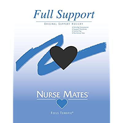 Nurse Mates Womens - Full Support Hosiery: Health & Personal Care