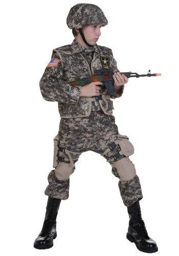 Under (Kids Army Uniform)