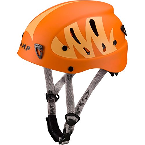 Camp USA Armour Junior Helmet Orange One Size by Camp USA
