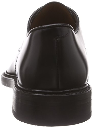 LottusseL6710-00503-01 - Scarpe Stringate Uomo Nero (Jocker Pelar Negro)