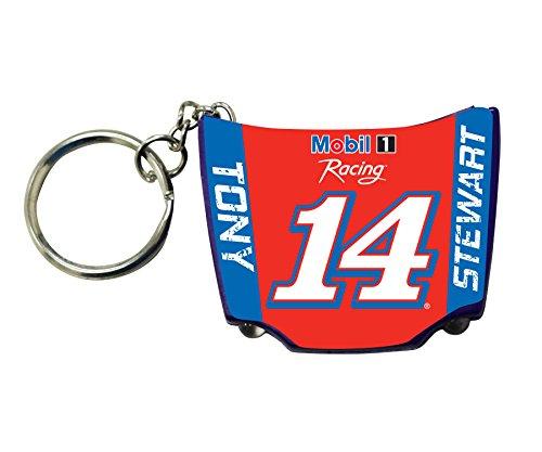 (Tony Stewart #14 Hood Keychain)