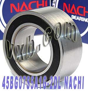 949100 4800 NACHI Double-row Auto Air Conditioning Angular Contact
