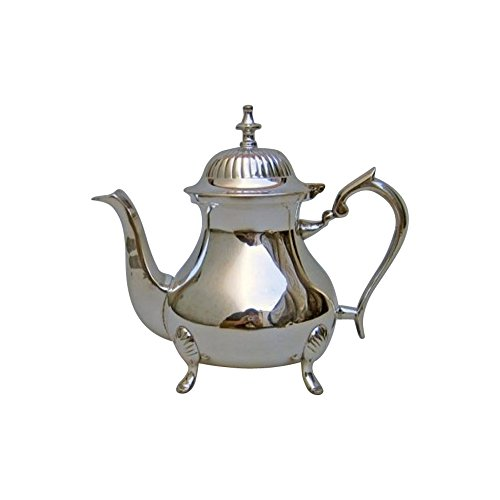 Silver Plated Tea Pot - Nautical Decor (Silver Plated Jug)