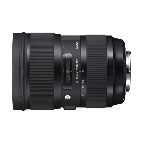 RetinaPix Sigma 24-35mm f/2 DG HSM Art Lens for Canon DSLR Cameras